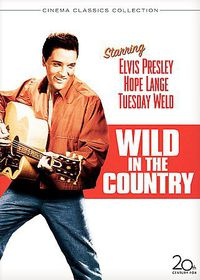 Wild in the Country - (Region 1 Import DVD)