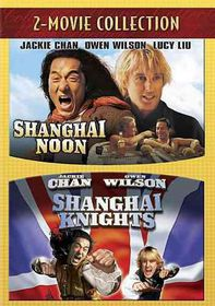 Shanghai Noon/Shanghai Knights - (Region 1 Import DVD)