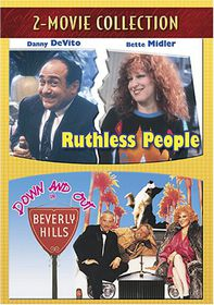 Ruthless People / Down And Out In Beverly Hills - (Region 1 Import DVD)
