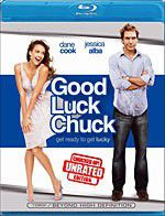 Good Luck Chuck - (Region A Import Blu-ray Disc)