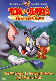 Tom & Jerry's Greatest Chases (DVD)