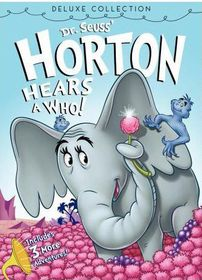 Horton Hears a Who:Deluxe Edition - (Region 1 Import DVD)