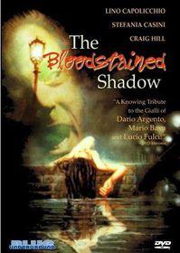 Bloodstained Shadow - (Region 1 Import DVD)