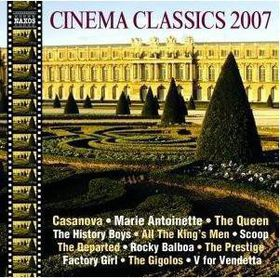 Various: Cinema Classics 2007 - Cinema Classics 2007 (CD)