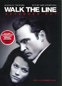 Walk the Line Extended Cut - (Region 1 Import DVD)