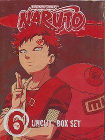 Naruto Uncut Vol. 6 Special Edition Box Set - (Region 1 Import DVD)
