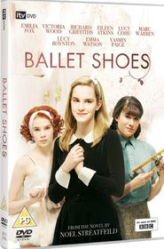 Ballet Shoes (Emma Watson) - (Import DVD)