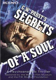 Secrets of a Soul - (Region 1 Import DVD)