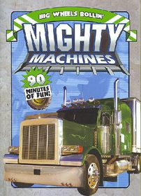 Mighty Machines #5 - (Region 1 Import DVD)