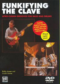 Funkifying the Clave:Afro Cuban Groov - (Region 1 Import DVD)