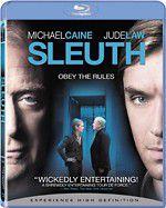 Sleuth - (Region A Import Blu-ray Disc)