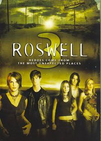 Roswell Season 2 - (Region 1 Import DVD)