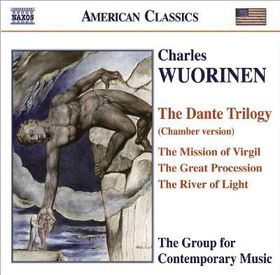 Wuorinen:Dante Trilogy Mission of Vir - (Import CD)