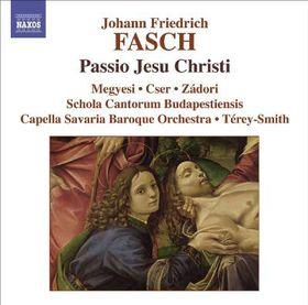 Fasch:Passio Jesu Christi - (Import CD)