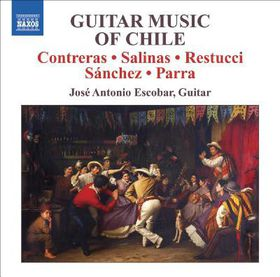 Guitar Music Of Chile Escobar - Various Artists (CD)