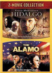 Hidalgo/Alamo - (Region 1 Import DVD)