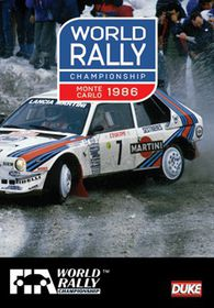 Monte Carlo Rally 1986 - (Import DVD)