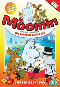 Moomin - Complete Series 1 - (Import DVD)