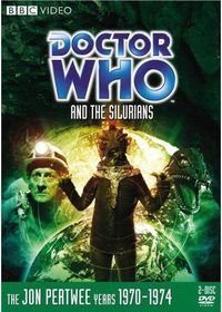 Doctor Who:Ep 52 Silurians - (Region 1 Import DVD)