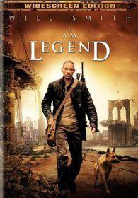 I Am Legend - (Region 1 Import DVD)