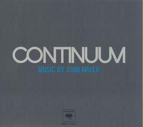 Mayer John - Continuum (2nd Ed) (CD)