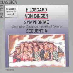 Bingen:Spiritual Songs - (Import CD)