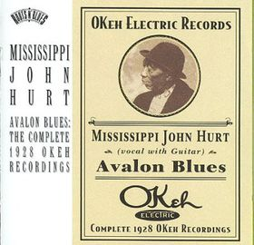 Avalon Blues:Complete 1928 Okeh Recor - (Import CD)