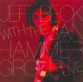 Jeff Beck with the Jan Hammer Group L - (Import CD)