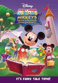Mickey Mouse Clubhouse Storybook Surprises (DVD)