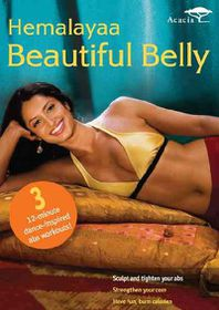Beautiful Belly with Hemalayaa - (Region 1 Import DVD)