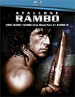 Rambo 1-3 Boxset - (Region A Import Blu-ray Disc)