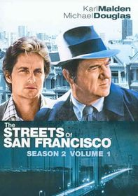 Streets of San Francisco:Second Seaso - (Region 1 Import DVD)