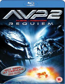 Alien Vs. Predator 2: Requiem - (Import Blu-ray Disc)