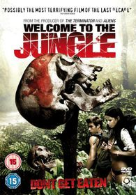 Welcome to the Jungle (2007) - (Import DVD)