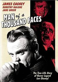 Man of a Thousand Faces - (Region 1 Import DVD)