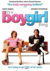 It's a Boy Girl Thing - (Region 1 Import DVD)