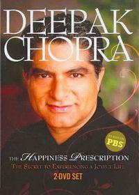 Deepak Chopra:Happiness Prescription - (Region 1 Import DVD)