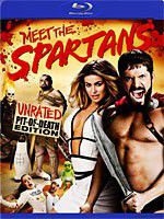 Meet the Spartans: Pit of Death Edition - (Region A Import Blu-ray Disc)