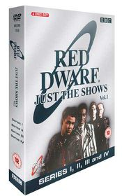 Red Dwarf-Just the Shows Vol.1 (Series 1-4) - (Import DVD)