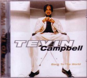 Tevin Campbell - Back To The World (CD)