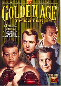 Golden Age Theater Vol 7 - (Region 1 Import DVD)
