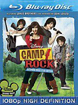 Camp Rock - (Region A Import Blu-ray Disc)