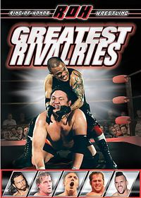Ring of Honor:Greatest Rivalries - (Region 1 Import DVD)