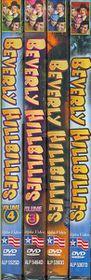 Beverly Hillbillies Vols 1-4 - (Region 1 Import DVD)