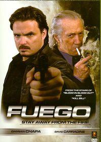 Fuego - (Region 1 Import DVD)