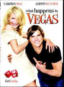 What Happens in Vegas (2008)(DVD)