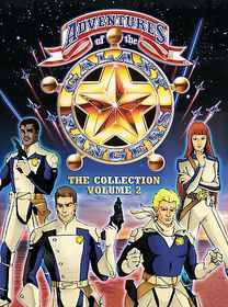 Adventures of the Galaxy Rangers Volume 2 - (Region 1 Import DVD)