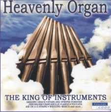 Heavenly Organ - Various Artists (CD)