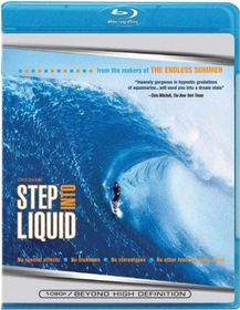 Step into Liquid - (Region A Import Blu-ray Disc)