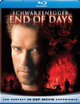 End of Days - (Region A Import Blu-ray Disc)